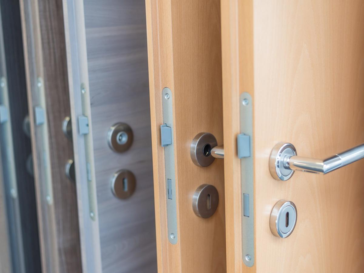 Large gamme de portes intérieures