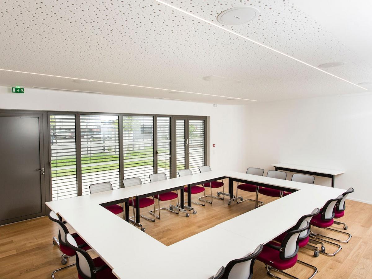 Salle de réunion - Maison Intercommunale des Services de Benfeld