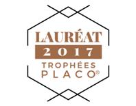 Gerko Lauréat Trophée Placo 2017